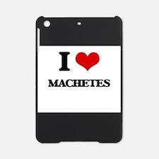 I Love Machetes iPad Mini Case
