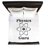 Physics Guru King Duvet