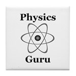Physics Guru Tile Coaster