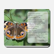 Bible Verse I Cornthians Mousepad
