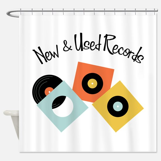 New & Used Shower Curtain