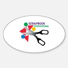 Scrapbook Professional Decal