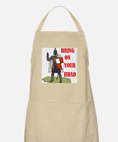 FORGIVE ENEMIES BBQ Apron