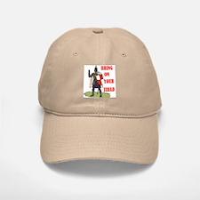 FORGIVE ENEMIES Baseball Baseball Cap