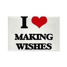 I love Making Wishes Magnets