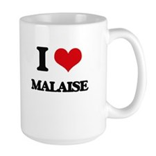 I Love Malaise Mugs