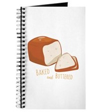 Baked and Buttered Journal