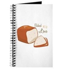 Baked with Love Journal