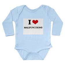 I Love Malfunctions Body Suit