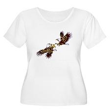 Cute Fighting eagle T-Shirt