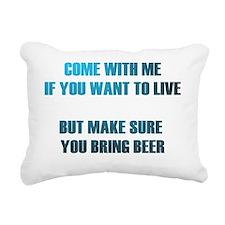 Cute Arnold schwarzenegger Rectangular Canvas Pillow