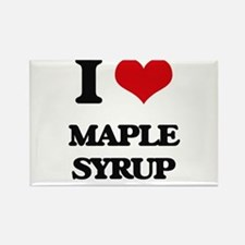 I Love Maple Syrup Magnets
