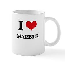 I Love Marble Mugs