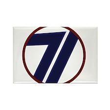 71st Infantry Division Magnets