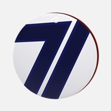 71st Infantry Division.png Ornament (Round)