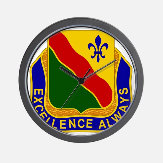 787th Military Police Battalion.png Wall Clock