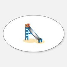 Playground Slide Decal