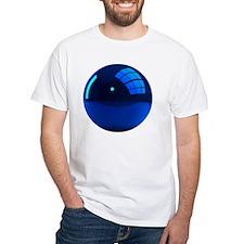 Reflective Blue Ball Shirt
