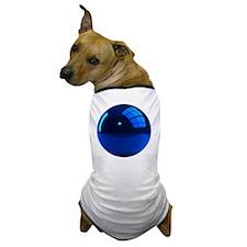 Reflective Blue Ball Dog T-Shirt