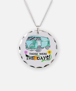THOSE WERE THE DAYS Necklace