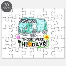THOSE WERE THE DAYS Puzzle