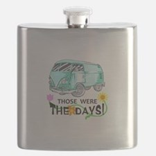 THOSE WERE THE DAYS Flask