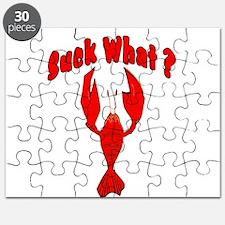 Crawfish Suck What Puzzle