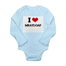 I Love Meatloaf Body Suit