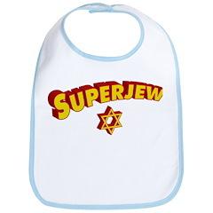 SuperJew Bib