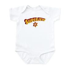 SuperJew Infant Bodysuit