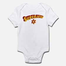 SuperJew Infant Bodysuit
