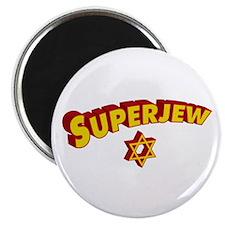 "SuperJew 2.25"" Magnet (10 pack)"