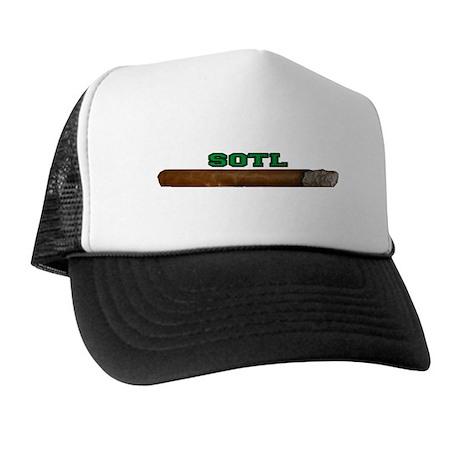 SOTL w/Cigar Trucker Hat
