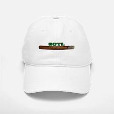 SOTL w/Cigar Baseball Baseball Cap