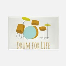 Drum For Life Magnets