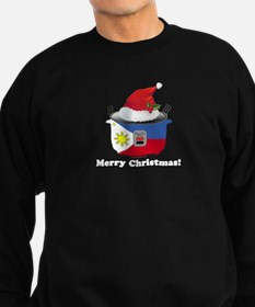 Pinoy Rice Cooker - Christmas Sweatshirt
