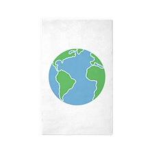 Globe Area Rug