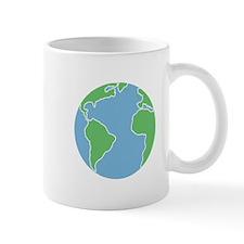 Globe Mugs