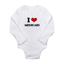 I Love Medicaid Body Suit