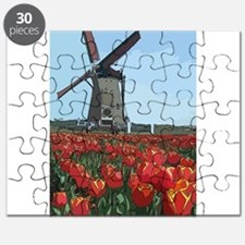 Wind Mill Puzzle