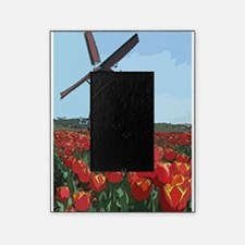 Wind Mill Picture Frame