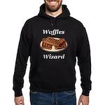 Waffles Wizard Hoodie (dark)