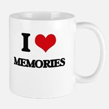 I Love Memories Mugs