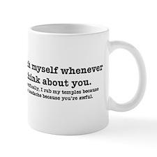 touch myself Mugs