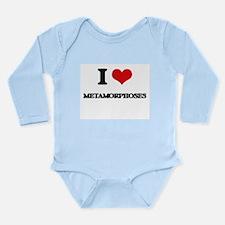 I Love Metamorphoses Body Suit