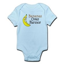 Bananas Over Farmor Body Suit
