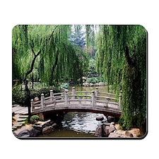 Asian garden, Mousepad