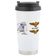 Cute A 6 intruder Travel Mug