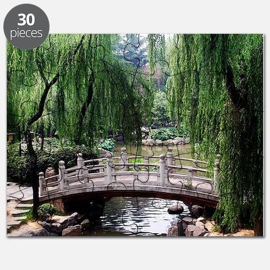 Asian garden, Puzzle