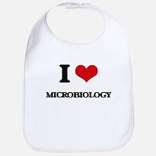 I Love Microbiology Bib
